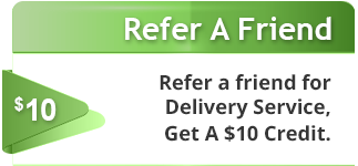 $10 Coupon Refer A Friend